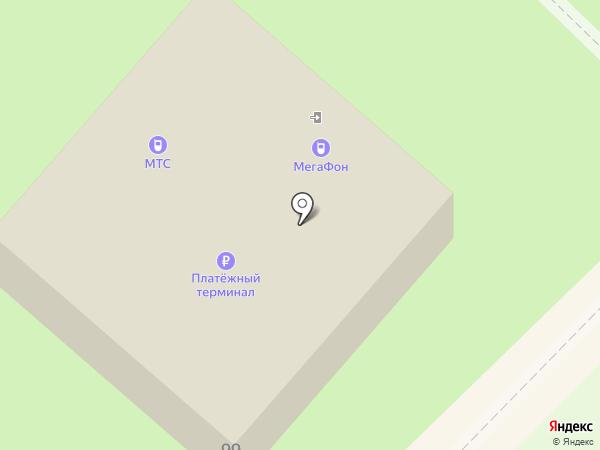 МТС на карте Муравленко