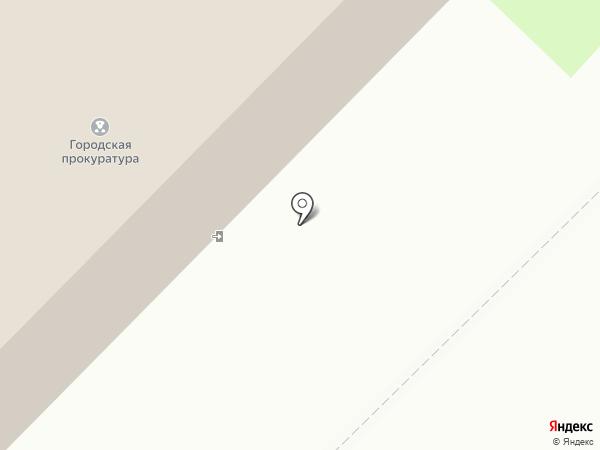 Прокуратура г. Муравленко на карте Муравленко