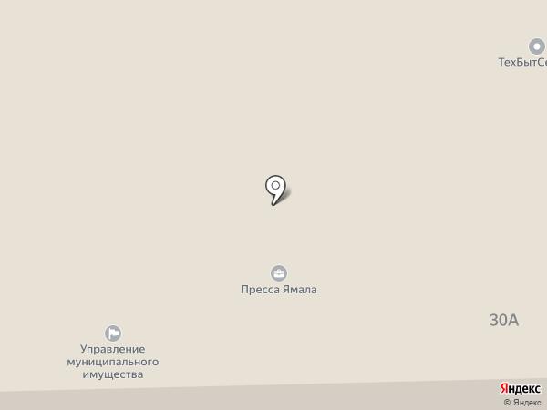 Единый Расчетный Информационный Центр на карте Муравленко