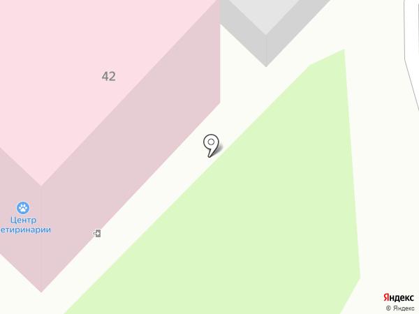 Ноябрьский центр ветеринарии, ГБУ на карте Муравленко