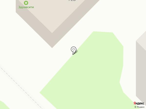 Евгения на карте Муравленко