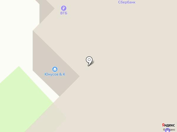 Ростелеком на карте Муравленко