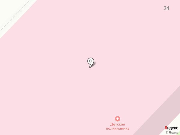 Детская поликлиника на карте Муравленко