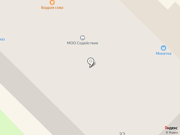 Пивник на карте Муравленко