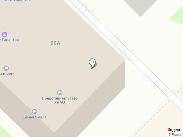 Тюменская энергосбытовая компания на карте Муравленко