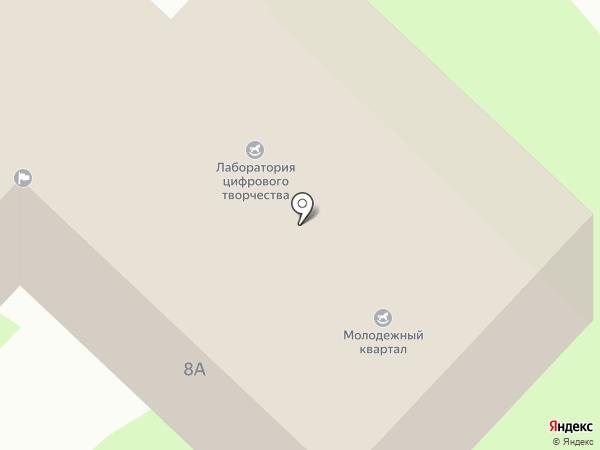 Муравленковский отдел Управления Федеральной службы государственной регистрации, кадастра и картографии по Ямало-Ненецкому автономному округу на карте Муравленко