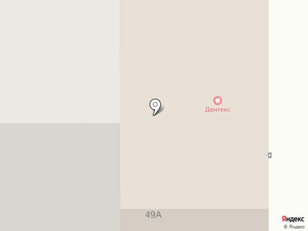 Мясная Лавка на карте Муравленко