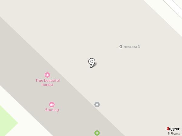 Ника на карте Муравленко