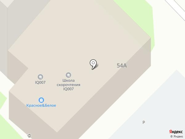 Пирамида на карте Муравленко