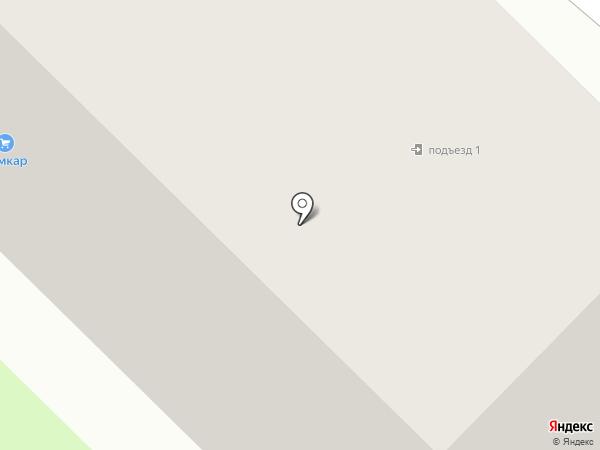 Банкомат, Банк ВТБ 24, ПАО на карте Муравленко