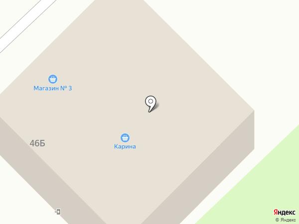 Карина на карте Муравленко
