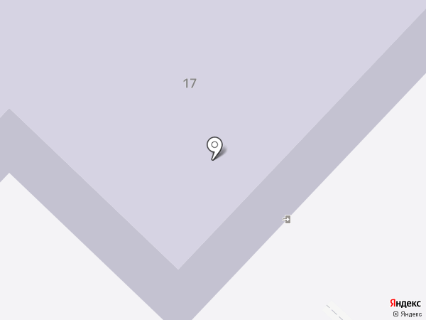 Школа № 3 им. А.И. Покрышкина на карте Муравленко
