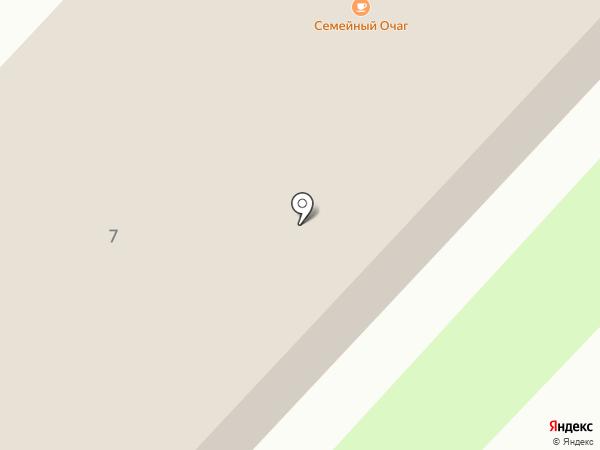 Маркет7 на карте Муравленко