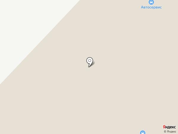 Турист на карте Муравленко