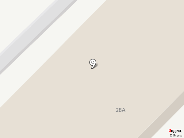 Е-отель на карте Муравленко