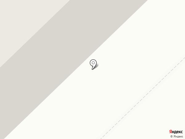 Красное & Белое на карте Муравленко