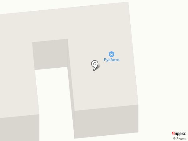 РусАвто на карте Ноябрьска
