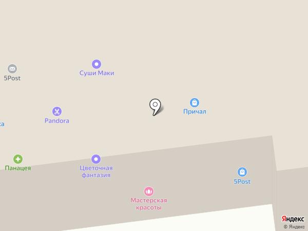 Ikea на карте Ноябрьска