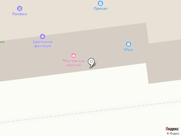 Колбасная лавка на карте Ноябрьска