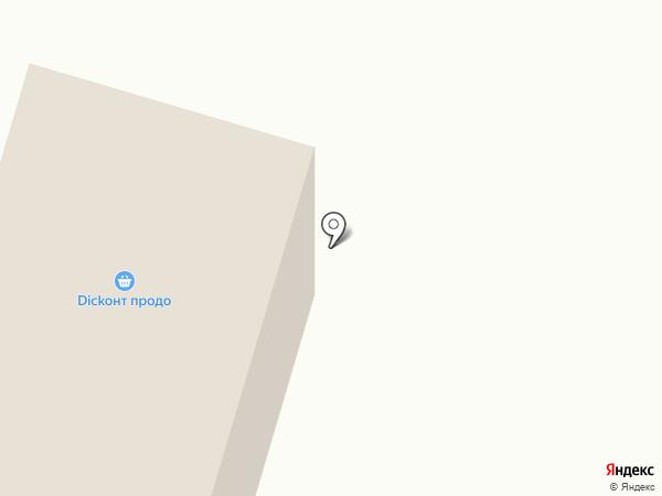 Серебряный Источник на карте Ноябрьска