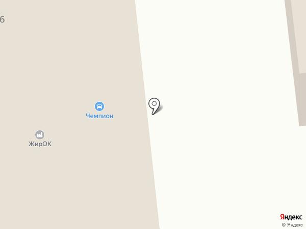 ЧЕМПИОН на карте Ноябрьска