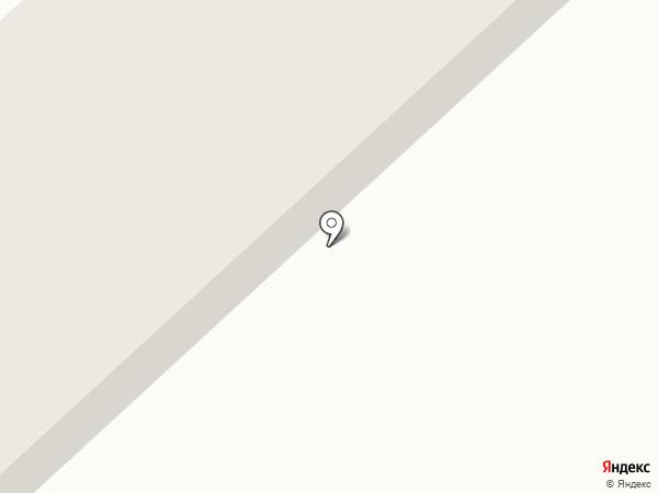 Колесница на карте Ноябрьска