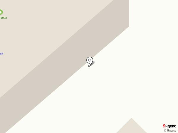 Светофор на карте Ноябрьска