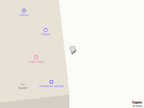 ТекСтиль на карте Ноябрьска
