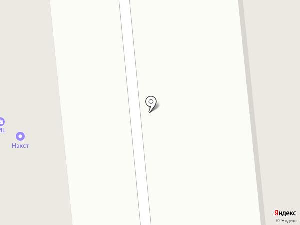 Ноябрьск89 на карте Ноябрьска