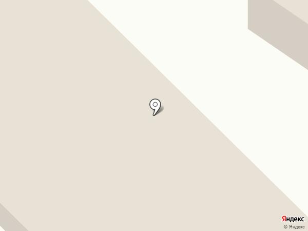 Форвард на карте Ноябрьска