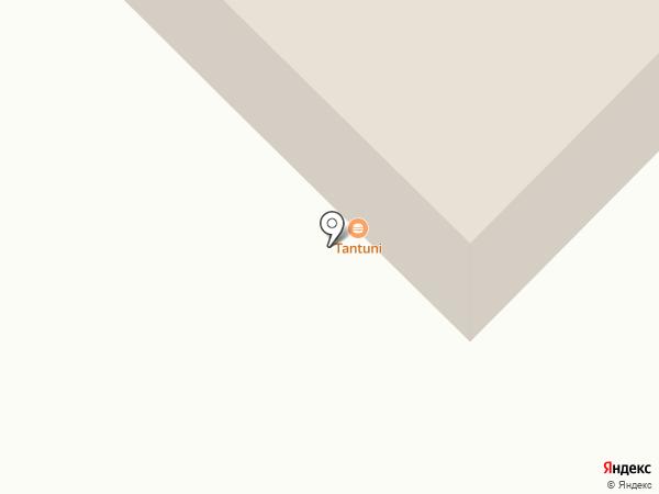 Сытый Сан на карте Ноябрьска