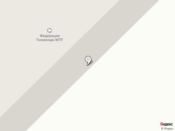 Ноябрьская городская Федерация Тхэквондо WTF на карте Ноябрьска
