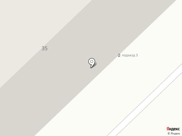 ТЭК на карте Ноябрьска