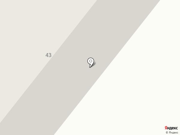 Учебно-методический центр ГО и ЧС ЯНАО на карте Ноябрьска