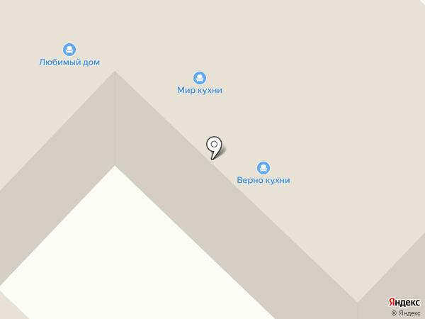 Колобок на карте Ноябрьска
