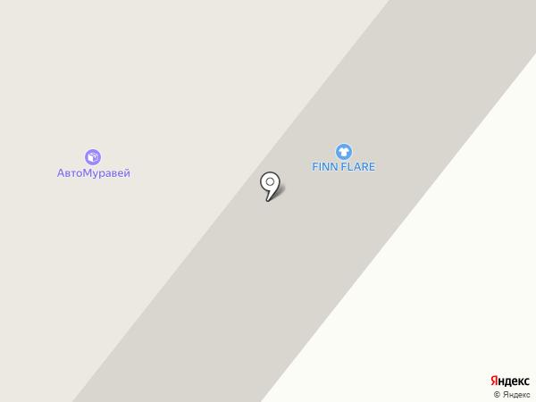 ХАНТЫ-МАНСИЙСКИЙ БАНК на карте Ноябрьска