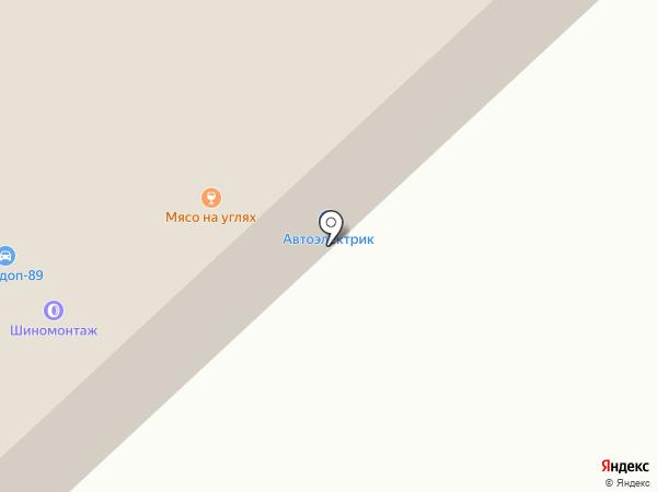 LYNXавто на карте Ноябрьска