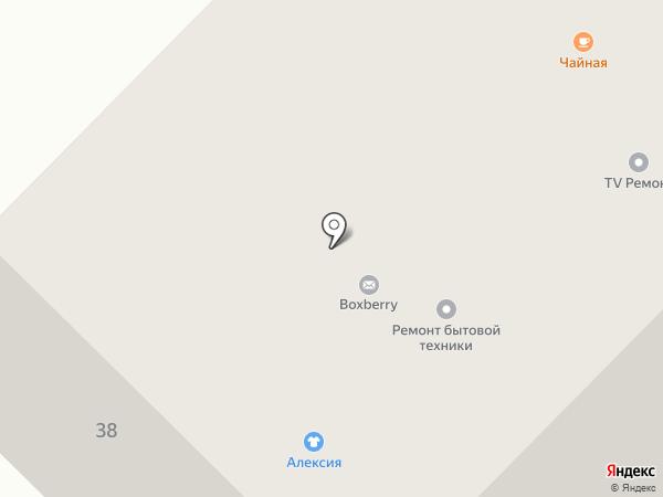 Арго на карте Ноябрьска