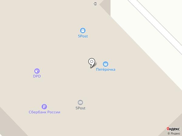 Единый расчетно-информационный центр ЯНАО на карте Ноябрьска