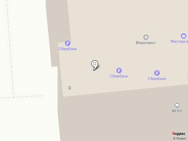 Сбербанк, ПАО на карте Ноябрьска