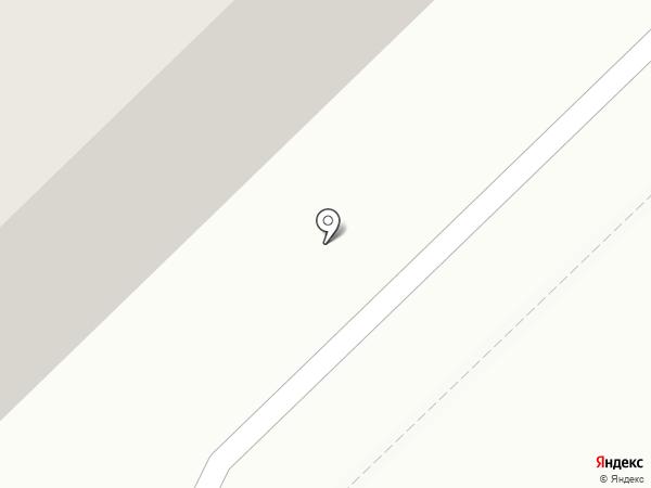 Эталон LAB на карте Ноябрьска