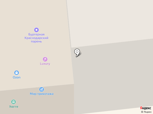 Робин Бобин на карте Ноябрьска