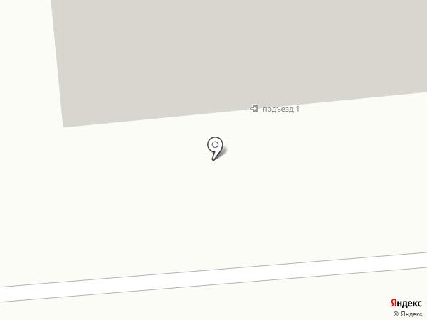 Ноябрьская ремонтно-эксплуатационная компания №1 на карте Ноябрьска