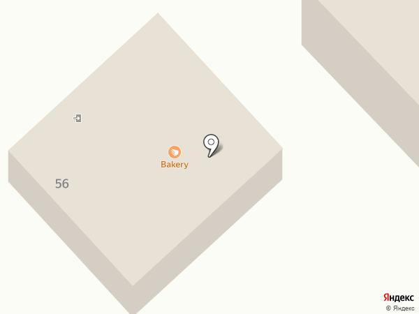 Ирэн на карте Ноябрьска