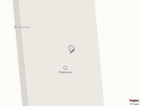 Вектор, МБУ на карте Ноябрьска