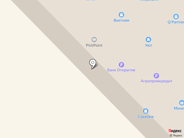 РАЙТ на карте Ноябрьска