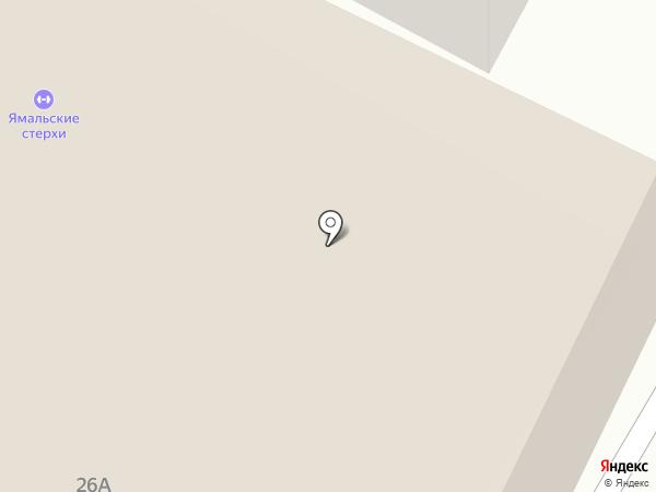 Связной на карте Ноябрьска