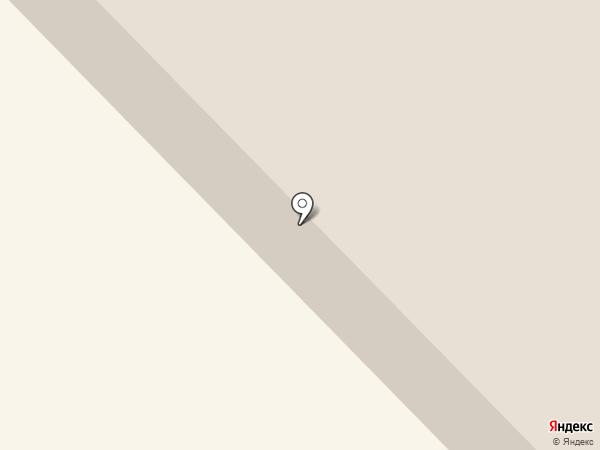 Пешеход на карте Ноябрьска