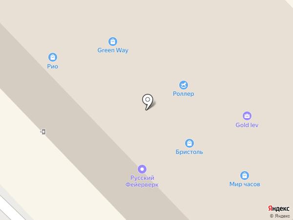 Julia на карте Ноябрьска