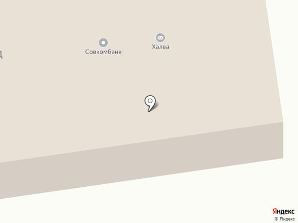 Саид на карте Ноябрьска